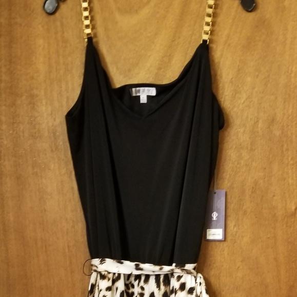 5d35e38c968 Leopard Jennifer Lopez Jumpsuit